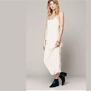 Free People Speak Easy Velvet Dress Retails $412